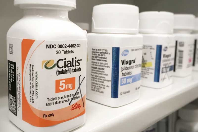 Cialis, Viagra and other PDE-5 inhibitors for ED