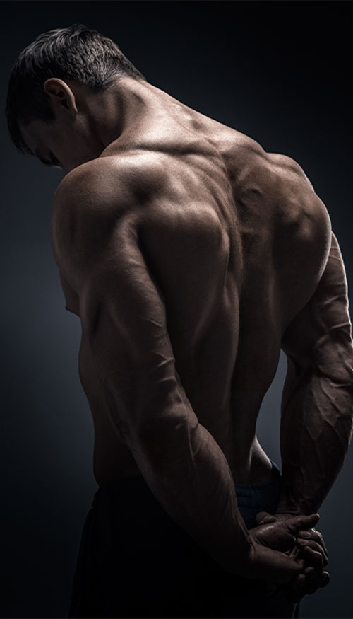 Peptide Therapy Fit Male
